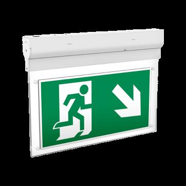 Авар-эвакуац серия Advanced с низкой степенью IP
