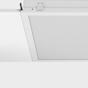 Офисные светильники для нестандартных потолков