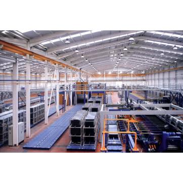 Преимущества использования промышленных светодиодных светильников